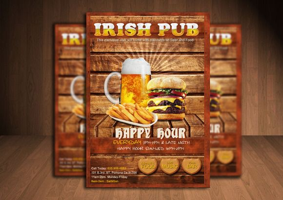 flyers pub