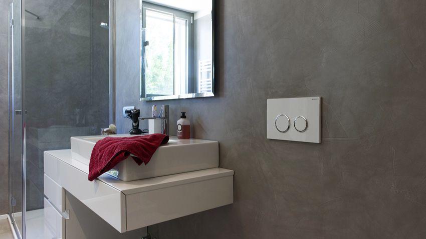 Rinnovare Bagno ~ Ristrutturare il bagno con la resina elekta resine elekta linea