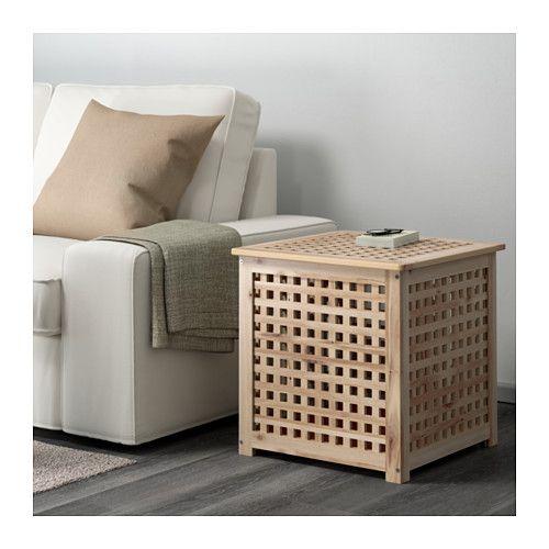 Beistelltisch ikea  HOL Beistelltisch, Akazie | Solid wood, Woods and Living rooms