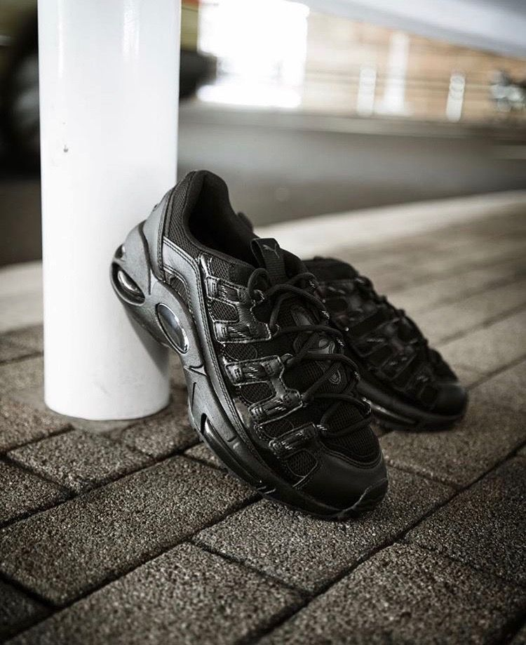 c3d78c03979 Puma Cell Endura | Sneakers: Puma Cell in 2019 | All black sneakers ...