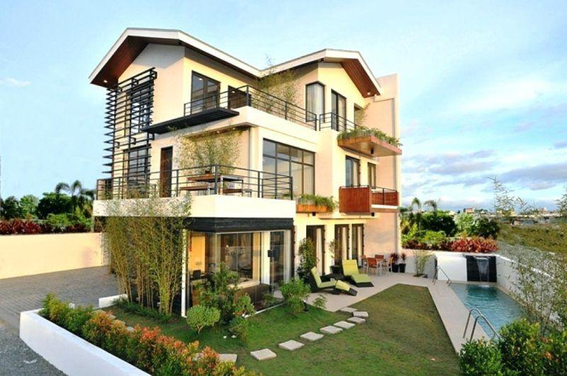 25 Dream Home Ideas Home Decorating Ideas And Interior Design Lumax Homes Philippines House Design Luxury House Designs Cool House Designs