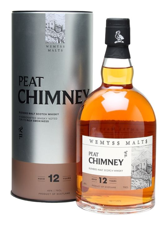 A 12 Year Old Blended Malt From Award Winning Independent Bottler Wemyss A Vatting Of 16 Different Whiskies With A Hefty Slug Of Whisky Bottle Whisky Whiskey