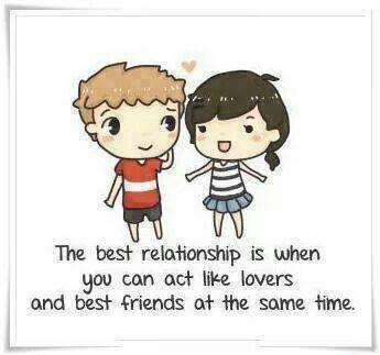 BEST RELATIONSHIP......