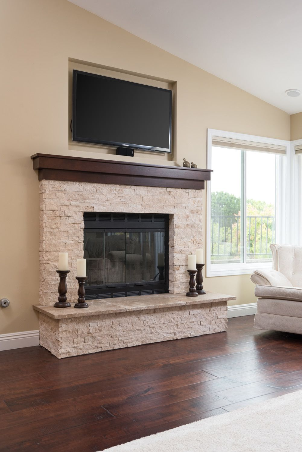 Fireplace Remodeling Options Fireplace Remodel Classic House