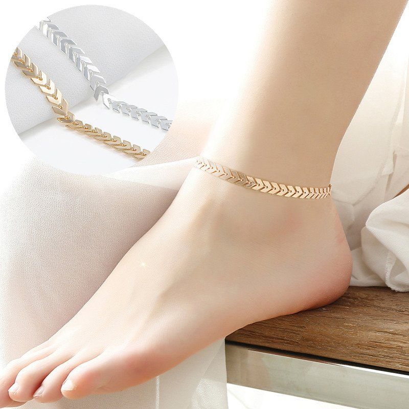 anklets indian gold in pictures girls design silver latest for anklet and