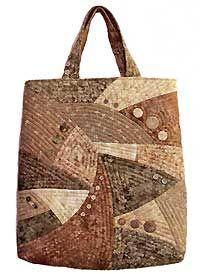 Newsletter for PursePatterns.com - December, 2011 | Fabric totes ... : quilt bag patterns - Adamdwight.com