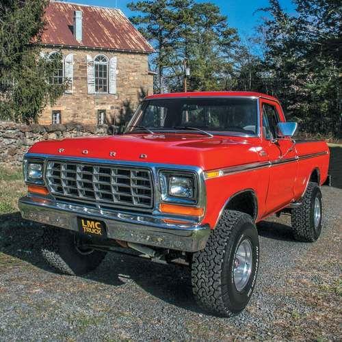 1979 Ford F 150 Lmc Truck Life Www Lmctruck Com Built Ford Tough