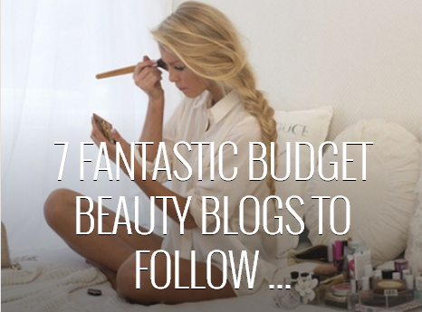 Glitz Glam Budget: 7 Fantastic Budget Beauty Blogs To Follow
