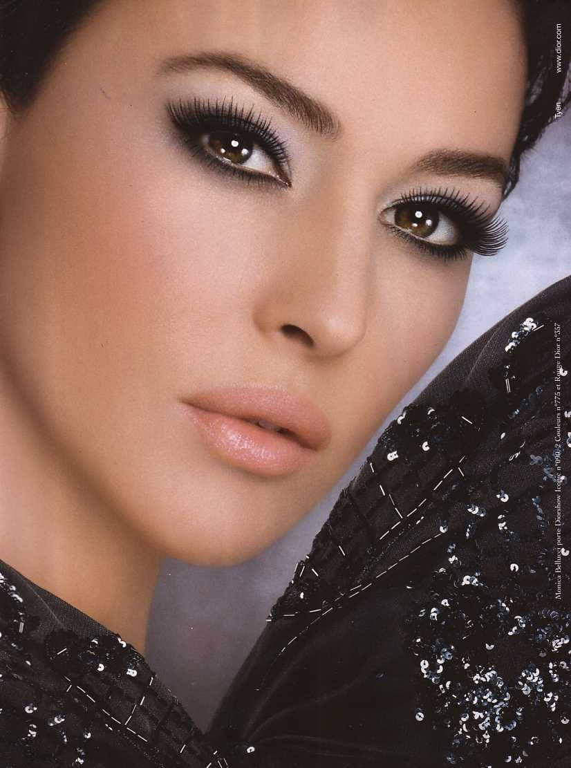Monica Bellucci, Dior · How To Apply Makeupperfect