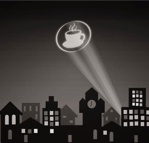 Holy Java Beans--it's the Coffee signal!! #coffee | Coffee