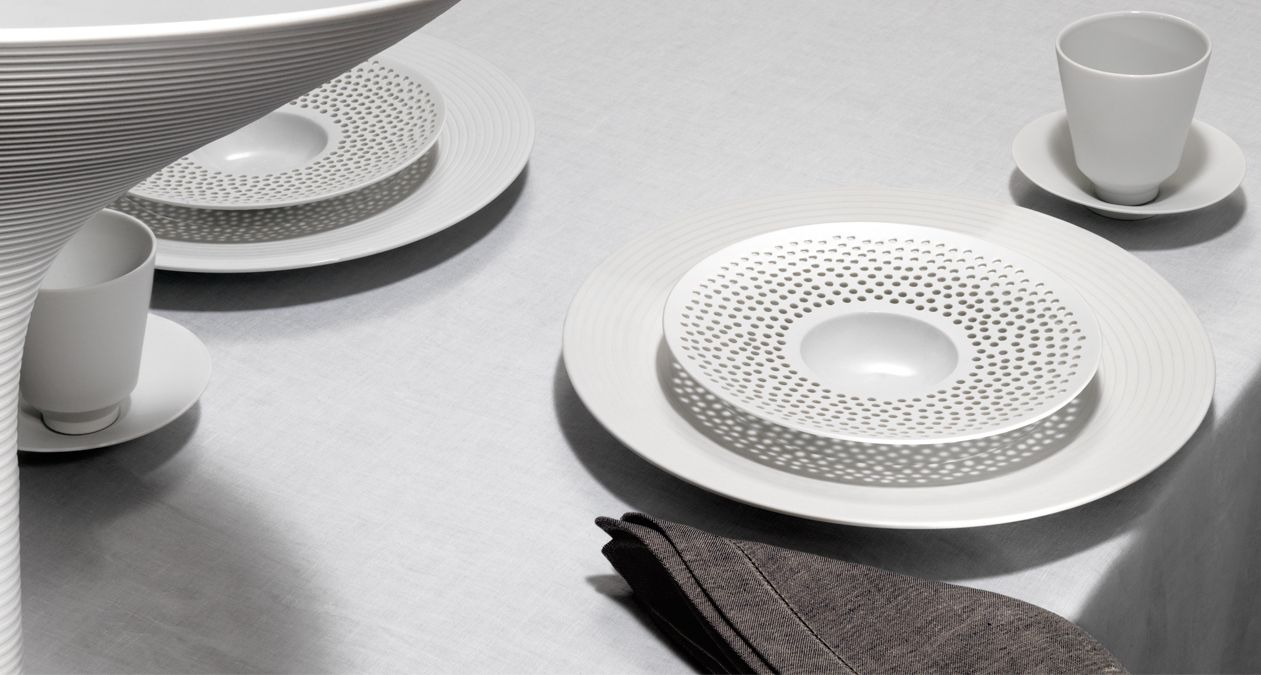 contemporary white porcelain tableware from hering berlin  - contemporary white porcelain tableware from hering berlin  harlequinlondon white porcelain tableware