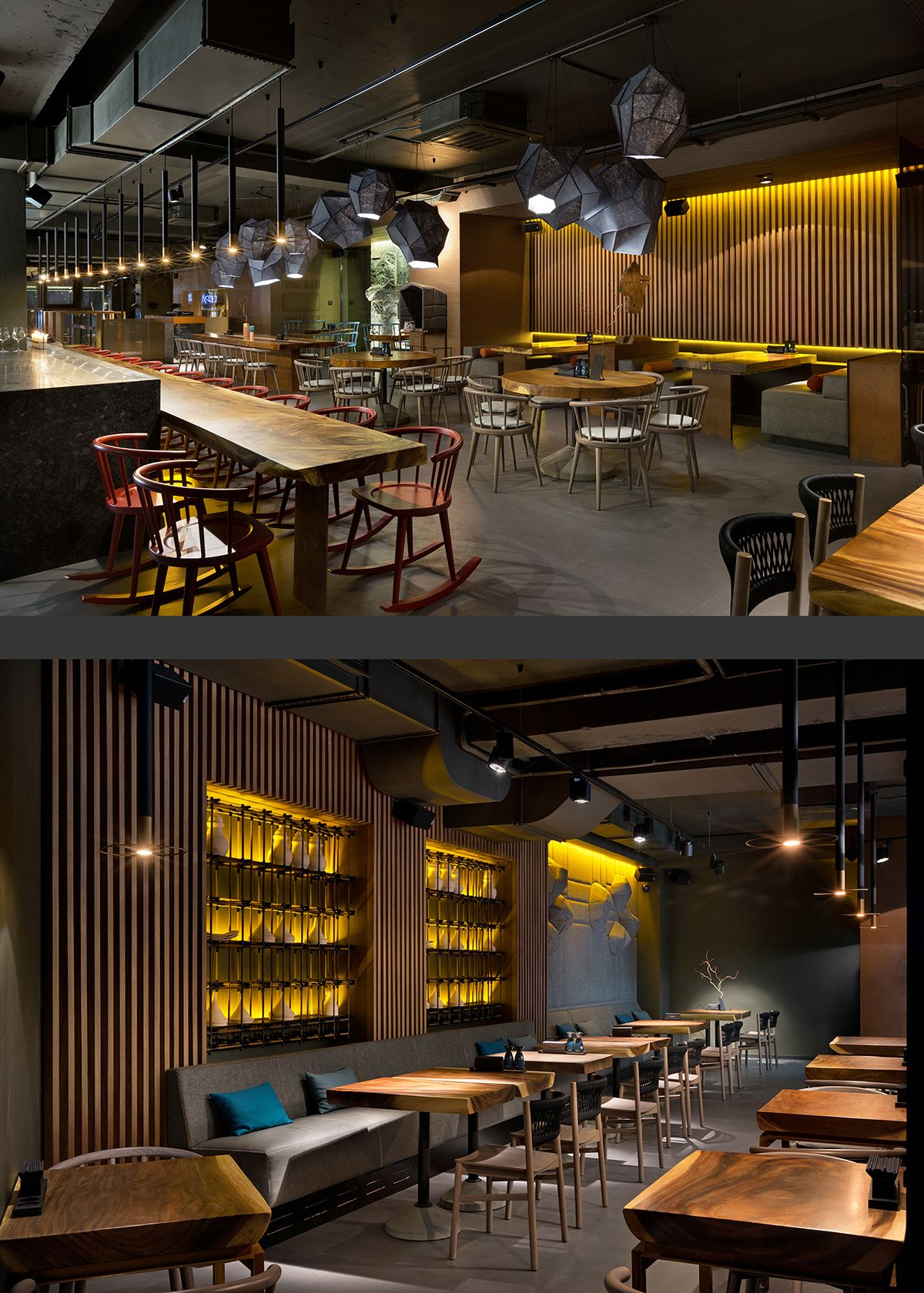 New Pan-Asian restaurant designed by YOD design studio ...
