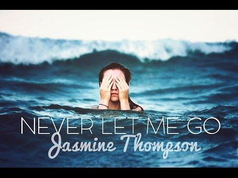Never Let Me Go - Jasmine Thompson Cover (Florence + The Machine) LIVE - YouTube