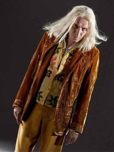 Xenophilius Lovegood Harry Potter Outfits Harry Potter Characters Harry Potter Pictures