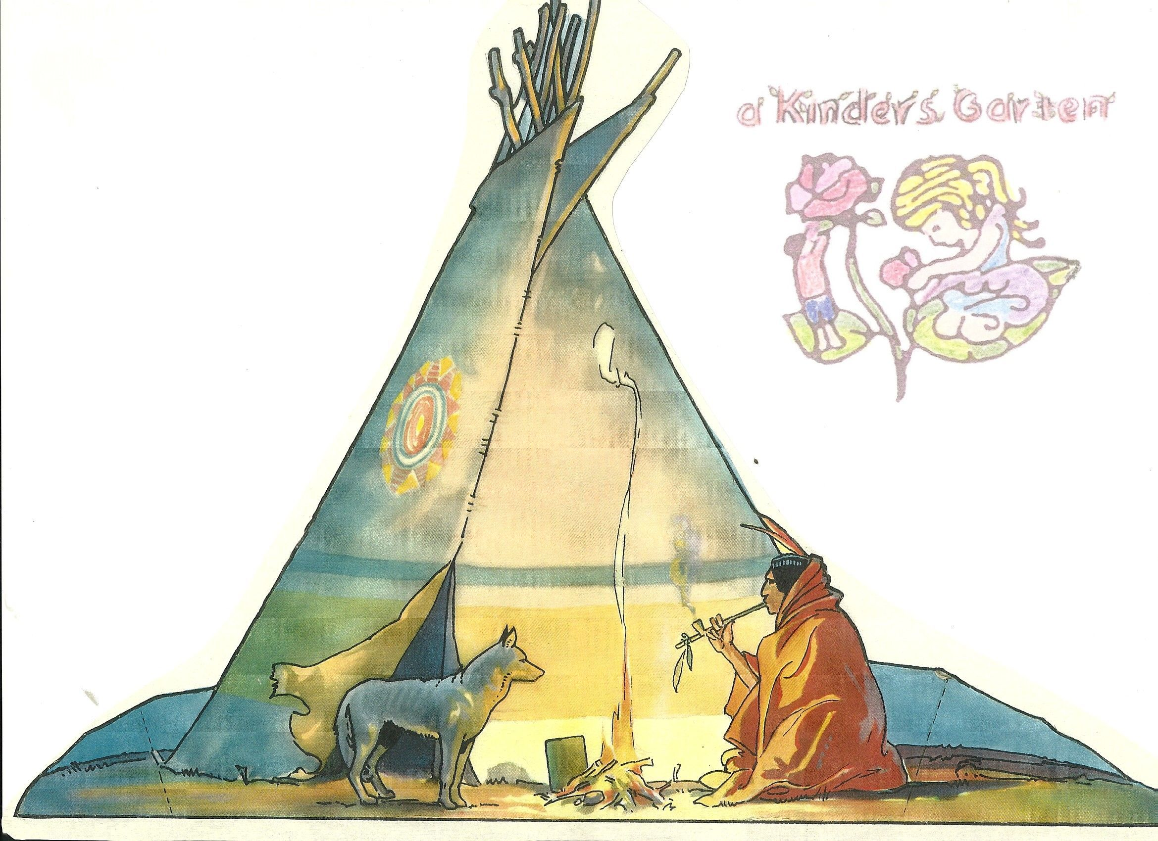 Worksheet Native American Houses