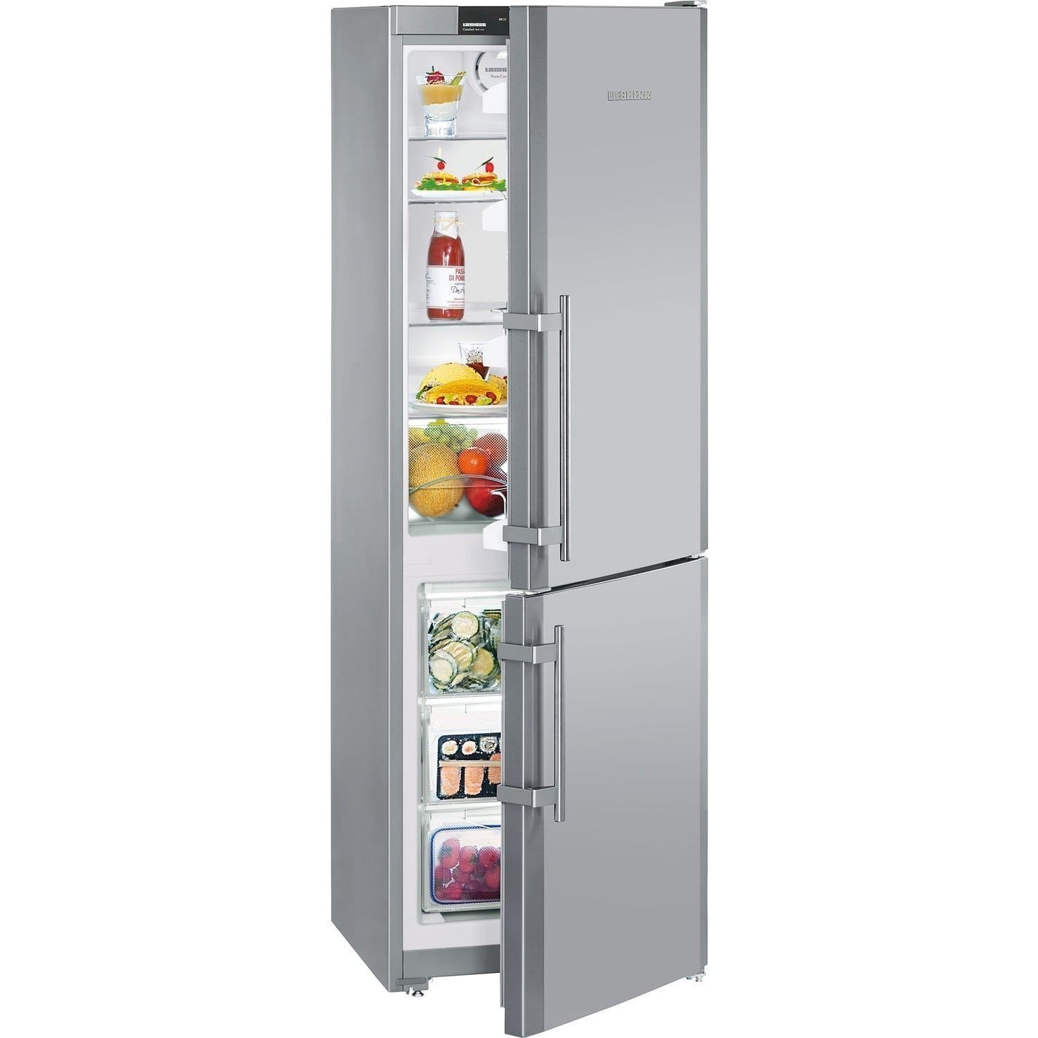 Liebherr 11 4 Cubic Foot Counter Depth Bottom Freezer Refrigerator With Images Counter Depth Refrigerator Bottom Freezer