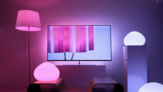 the lighting loft. philips hue ambilight check out these lamps you could change the color of lighting loft