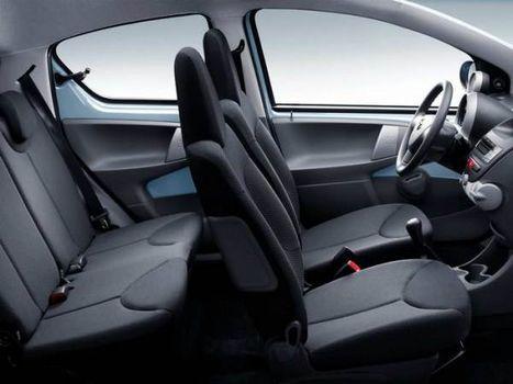 Harga Spesifikasi Mobil Murah Toyota Agya Mobil Penyewaan Toyota