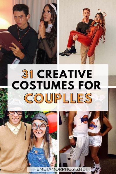 31 Super Popular Halloween Costumes for Couples
