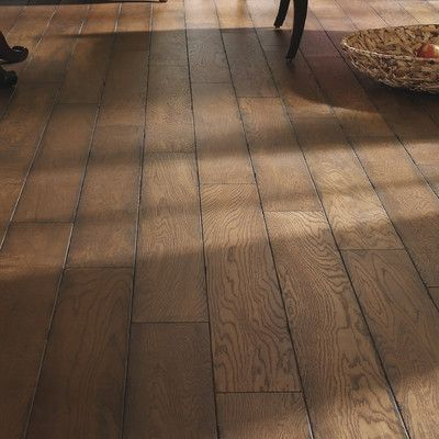 European Traditions Oak 3 8 Thick X 5 Wide X Varying Length Engineered Hardwood Flooring In 2020
