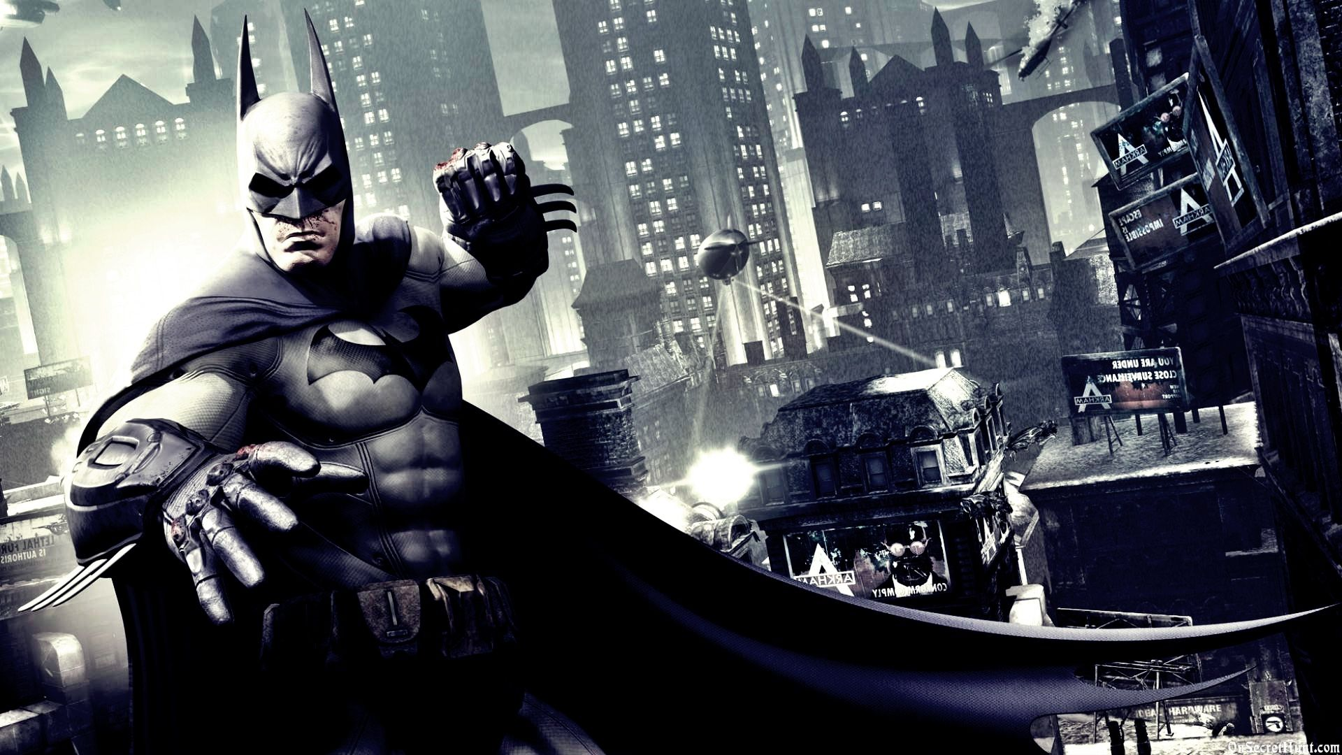 Batman Arkham Origins Wallpaper Hd 6929394 With Images Batman