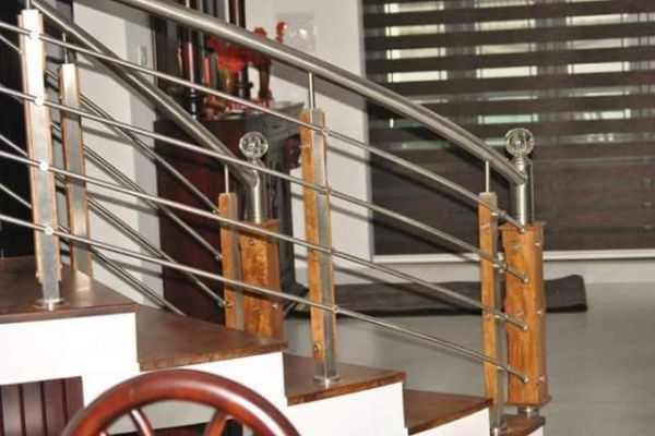 Best Cost Of Stainless Steel Handrail Works In 2020 Stainless 400 x 300