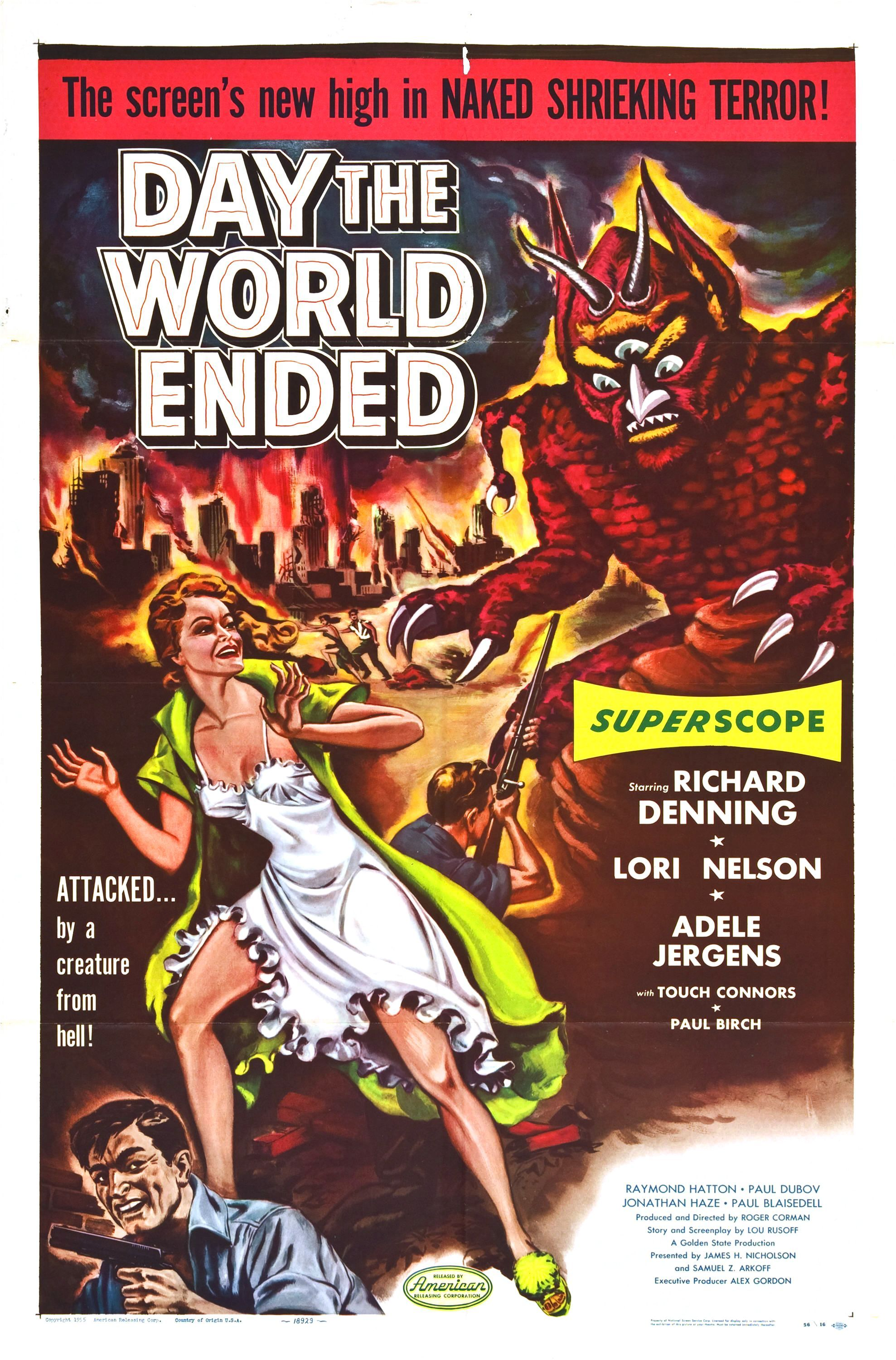 Day the World Ended (Roger Corman, 1955)
