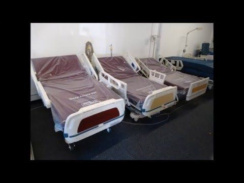 Used Hospital Beds Refurbished Hospital Beds New Hospitals Beds By Hill Rom Stryker Joerns And Invacare Full Electric Adju Hospital Bed Bed Beds For Sale