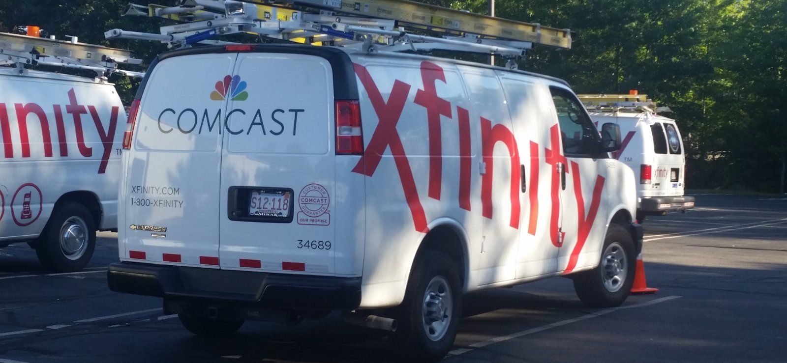 Comcast's 1TB data caps start to roll out nationwide Tv