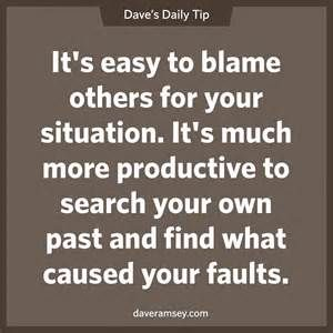 Quotes About People Who Blame Others Bing Images Quotes