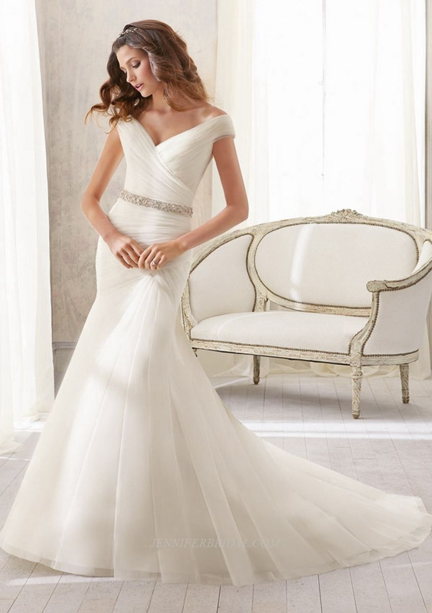 Blu by mori lee bridal gown style fashion woman pinterest