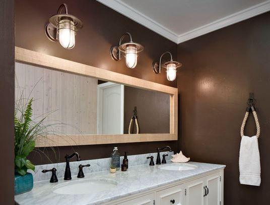 101 Indoor Nautical Style Lighting Ideas - Beachfront Decor ...