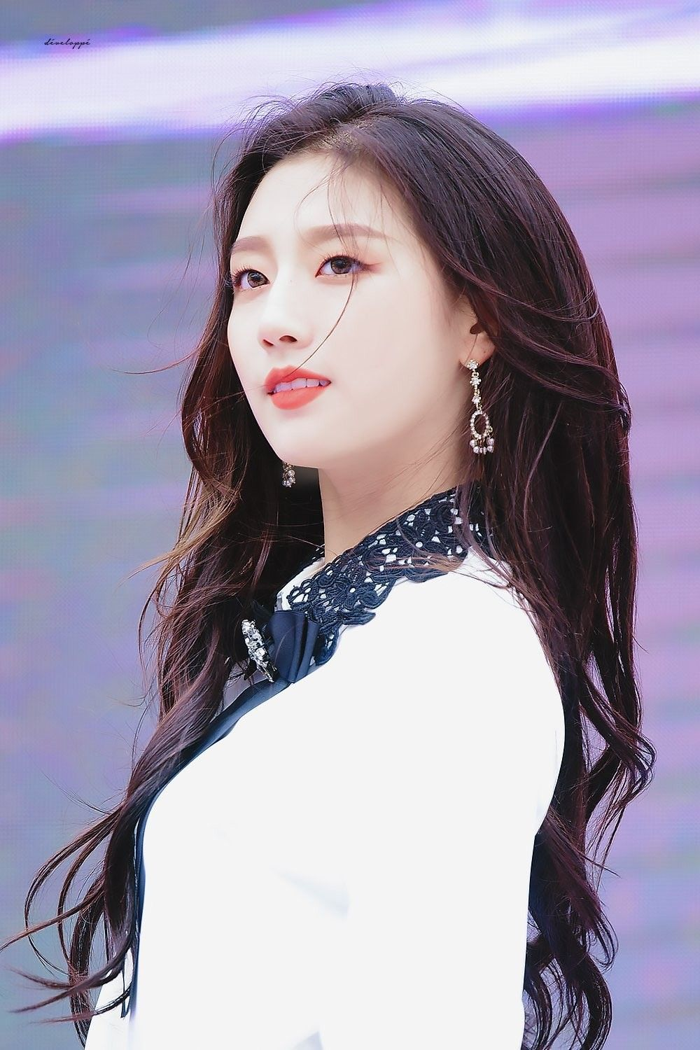 Photo Was Not Mine All Credits Go To The Owner Yein Lovelyz Lovelyz Mijoo Kpop Girls