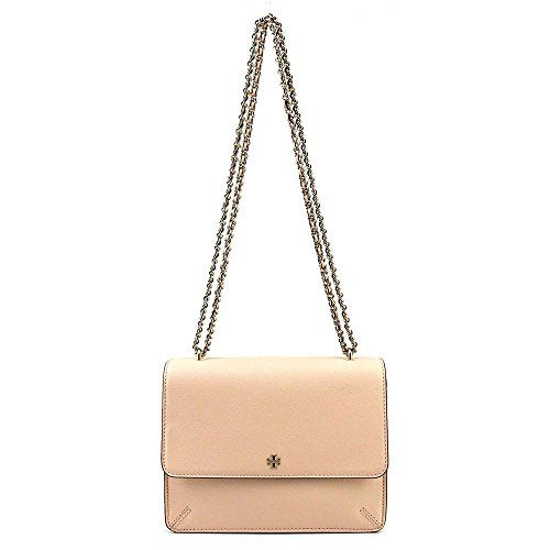 eefdee4b557 TORY BURCH Tory Burch Robinson Convertible Shoulder Women Leather Pink Shoulder  Bag Nwt.  toryburch
