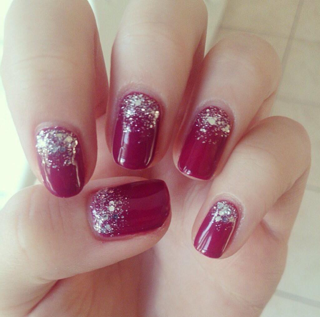 Jessica Christmas Nails: Jessica Geleration, Jessica Nail