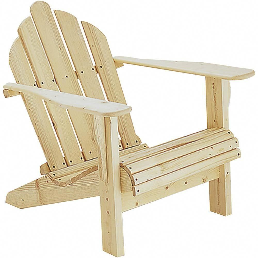 Adirondack chair plans grizzly industrial muebles