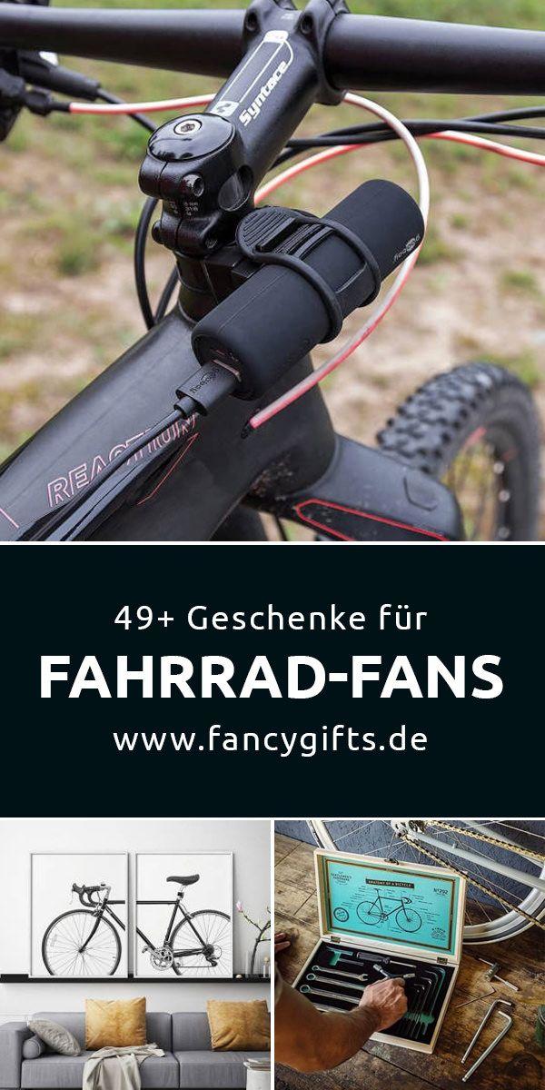 57 einzigartige Geschenke für Fahrradfahrer