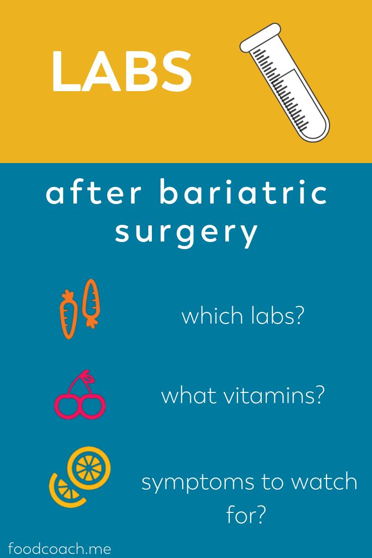 Lab Work after Bariatric Surgery – 4a115074973765757f2acda6dcdda675