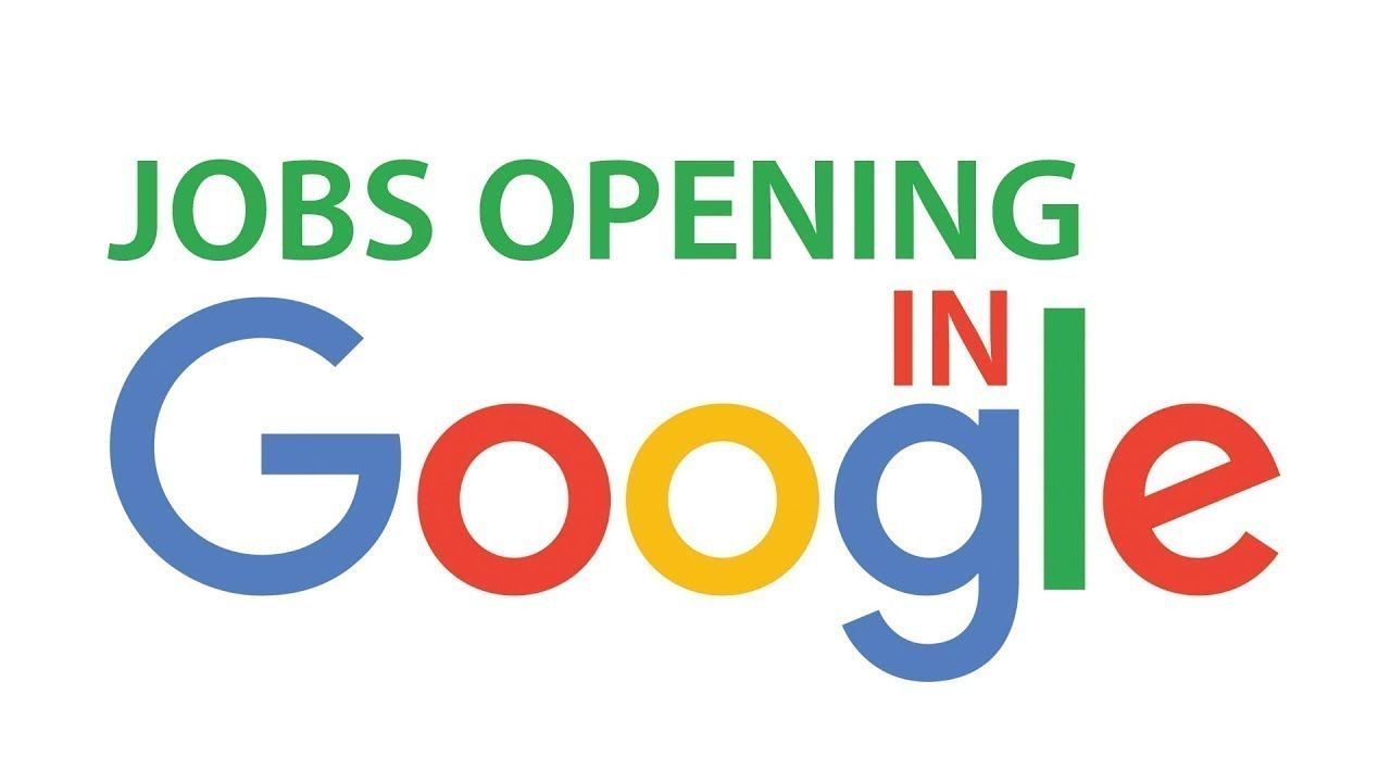How To Apply For Google Jobs Google Is Hiring Apply Now Gooposts