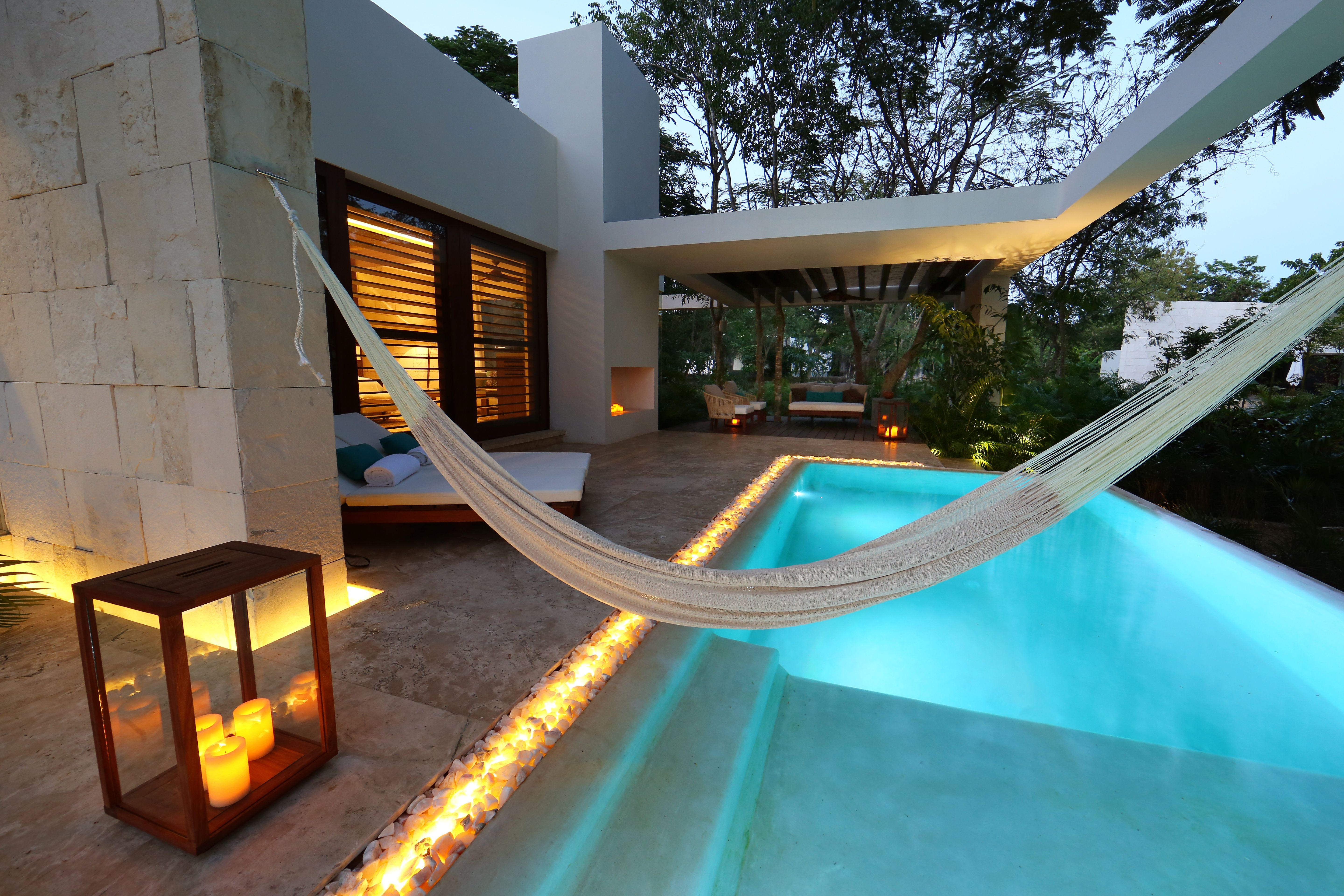 Chablé Resort Spa Luxury Hotel In Yucatan Peninsula Mexico Slh Small Hotels