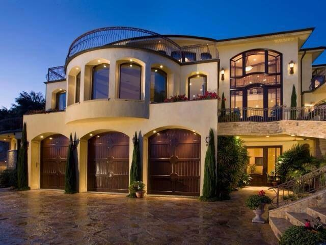 beautiful house of dreams pinterest haus zuhause und mediterrane h user. Black Bedroom Furniture Sets. Home Design Ideas