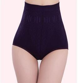 86931b6ff993 Panties Sexy Underwear Women high waist trainer brief Body Shaper pure  Cutton Girdle Tummy Knickers lingerie plus size Pants