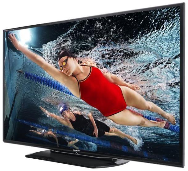 Sharp Debuts 32 Inch 4k Resolution Igzo Lcd Monitor Led Tv Lcd Tv Smart Tv
