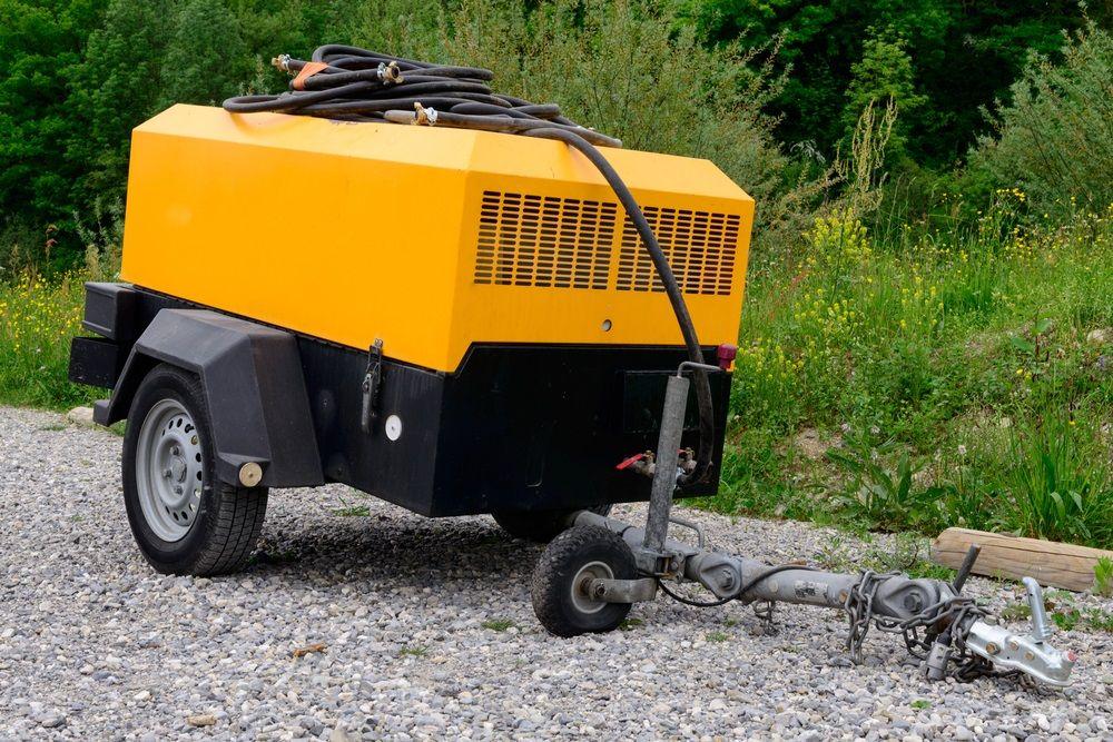 Industrial Air Compressor Hire & Rental Air compressor