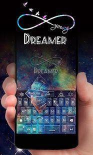 Dreamer Pro GO Keyboard Theme | live wallpaper | App play