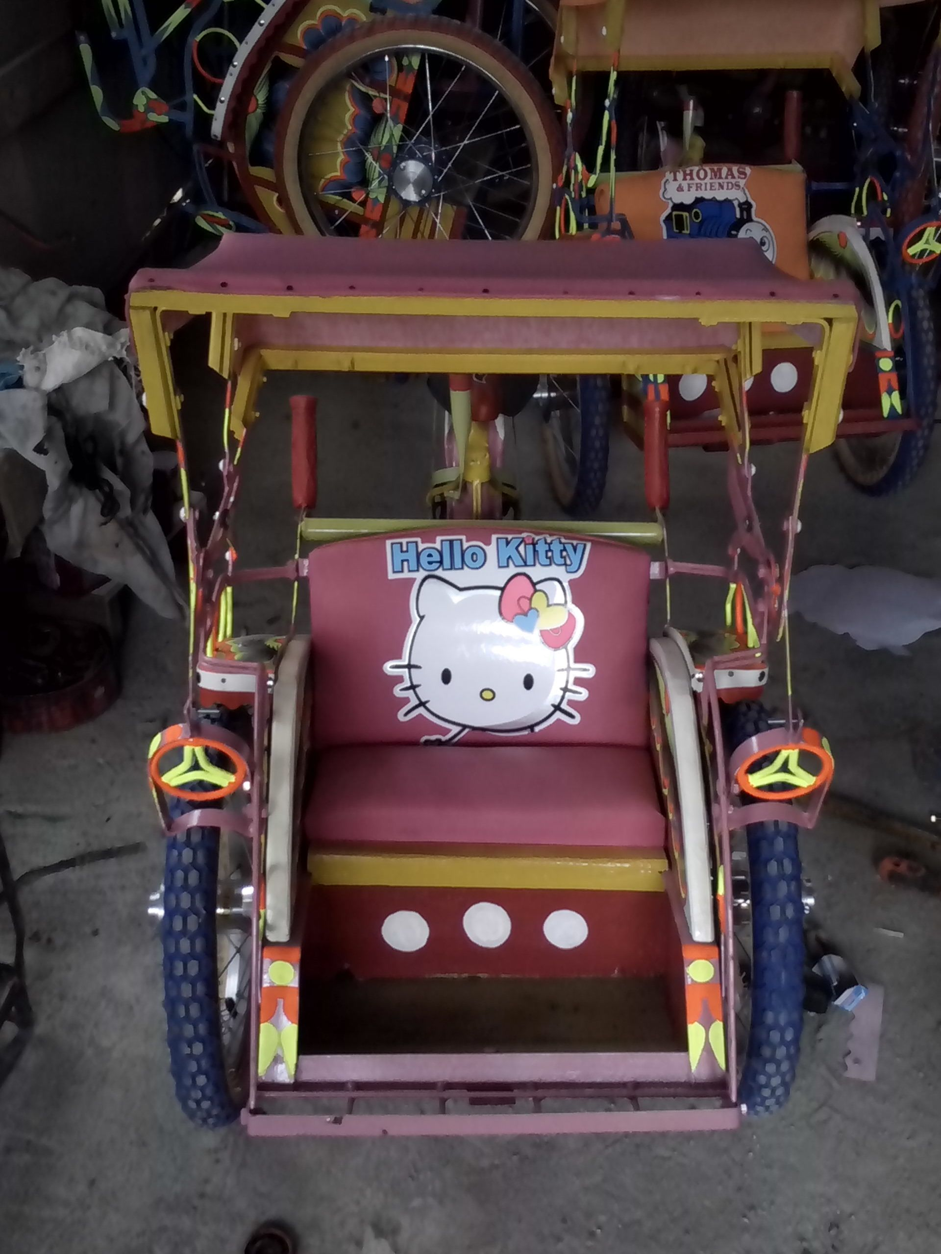 jual beli becak mini 085697729535 www.becakminiku