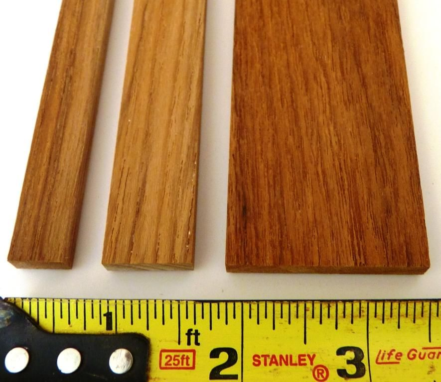 1 4 Thick Teak Strips 1 2 To 1 7 8 Wide 1 To 5 Long Teak Lumber Teak Lumber