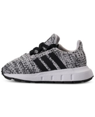 9a2bc1ed1cc3 adidas Toddler Boys  Swift Run Running Sneakers from Finish Line - Gray 10