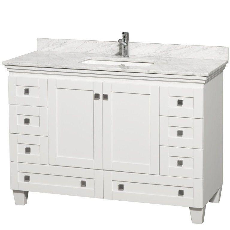 48 Inch Bathroom Vanity Plans Neubertweb Com Home Design
