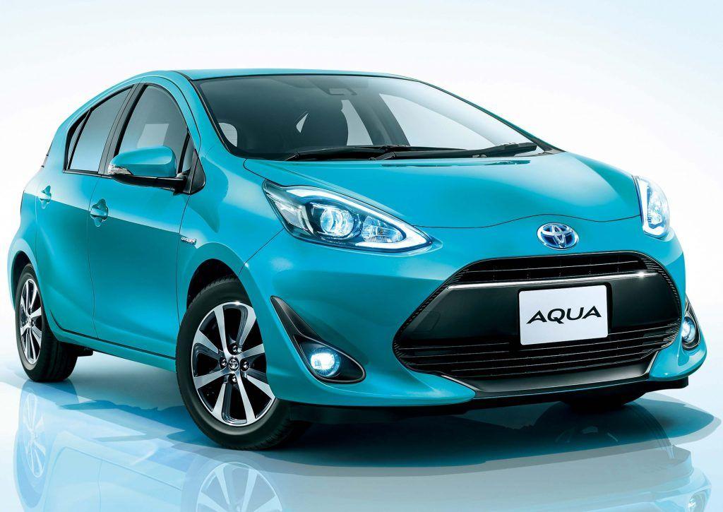 Toyota Aqua 2020 Price トヨタ アクア ハイブリッドカー トヨタ